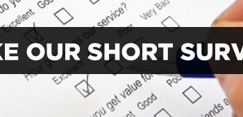 take-our-short-survey