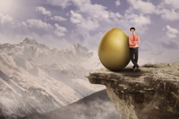 Recognizing ambient data is like finding a goose that lays golden eggs.