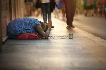 The Understanding Homelessness project is applying data in new ways to help solve social problems.