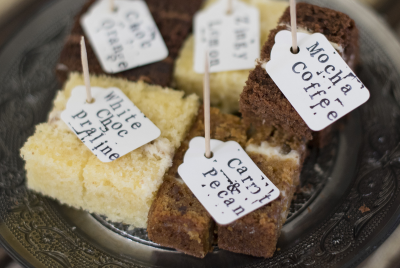A statistical sample is a small portion of the population you're studying — just like a cake sample is a small portion of the cake you're tasting.