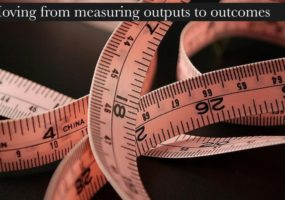 Data Analysis for Non-Profits: Counting Outputs vs. Counting Results