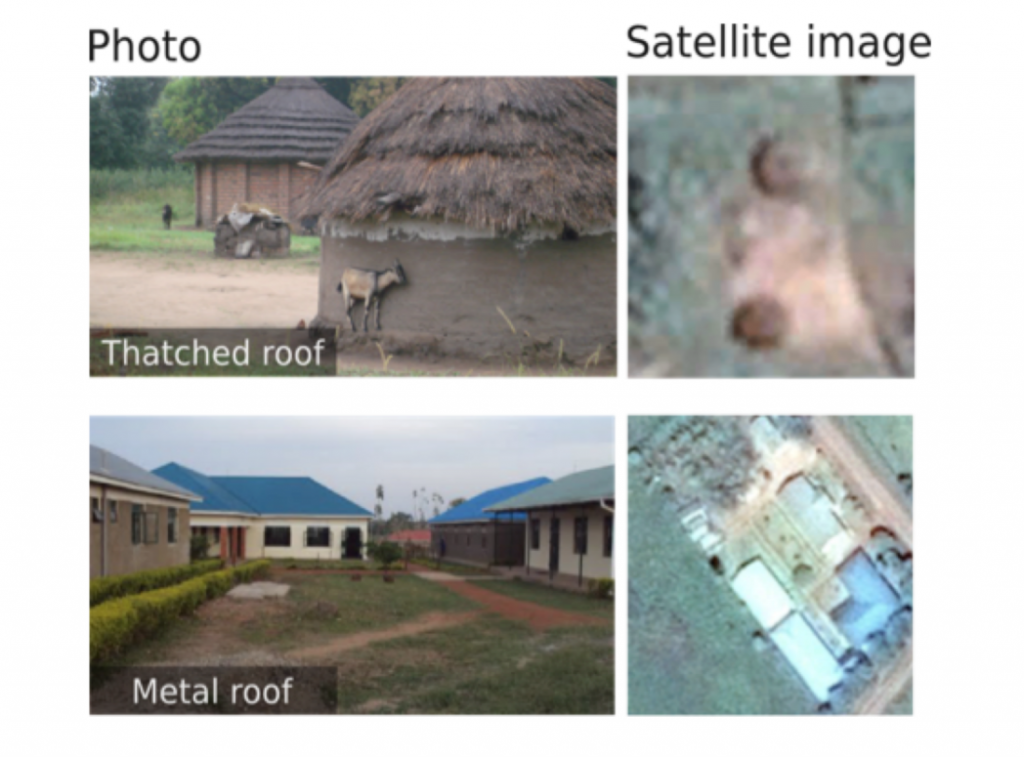 This nonprofit Big Data project uses satellite imagery to monitor poverty levels.