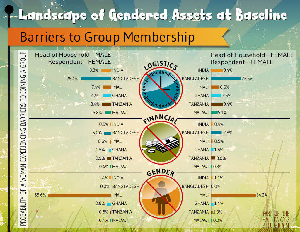 Genered Assets Infographic