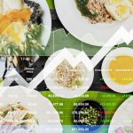 There are lots of ways you can combine food and data.